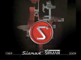 Sirman Anniversario Site
